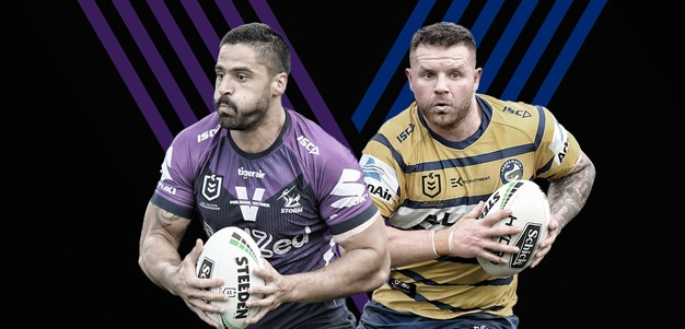 Qualifying Final: Storm v Eels match preview