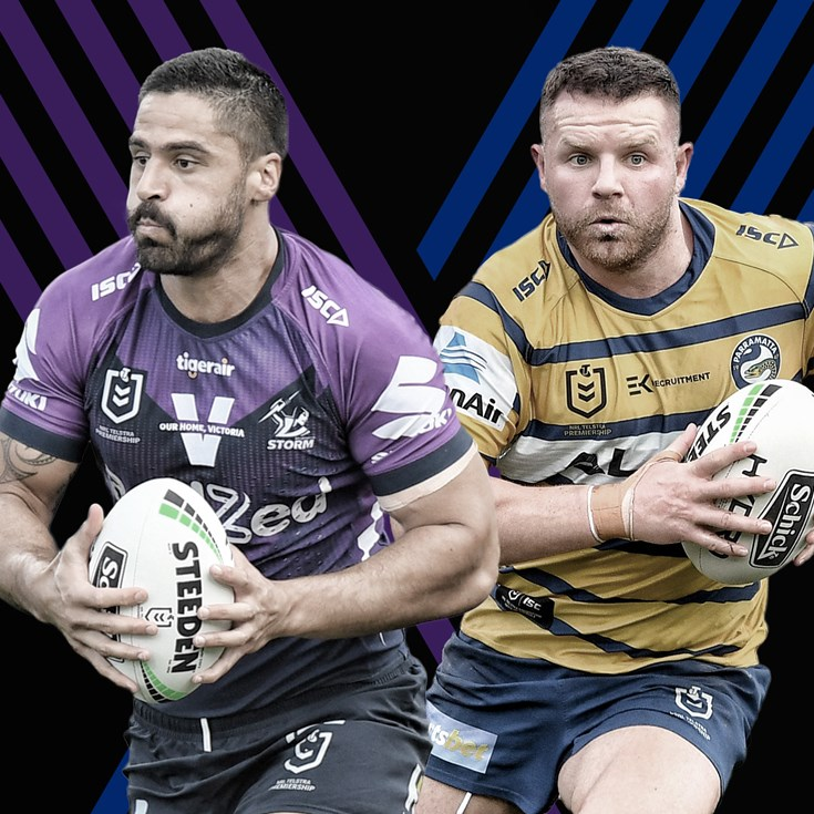 Storm v Eels: Calvary returns; Dylan Brown named