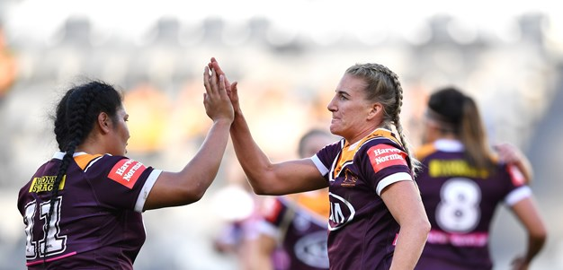 NRLW Round 2 charges: Hall, Bent cop suspensions