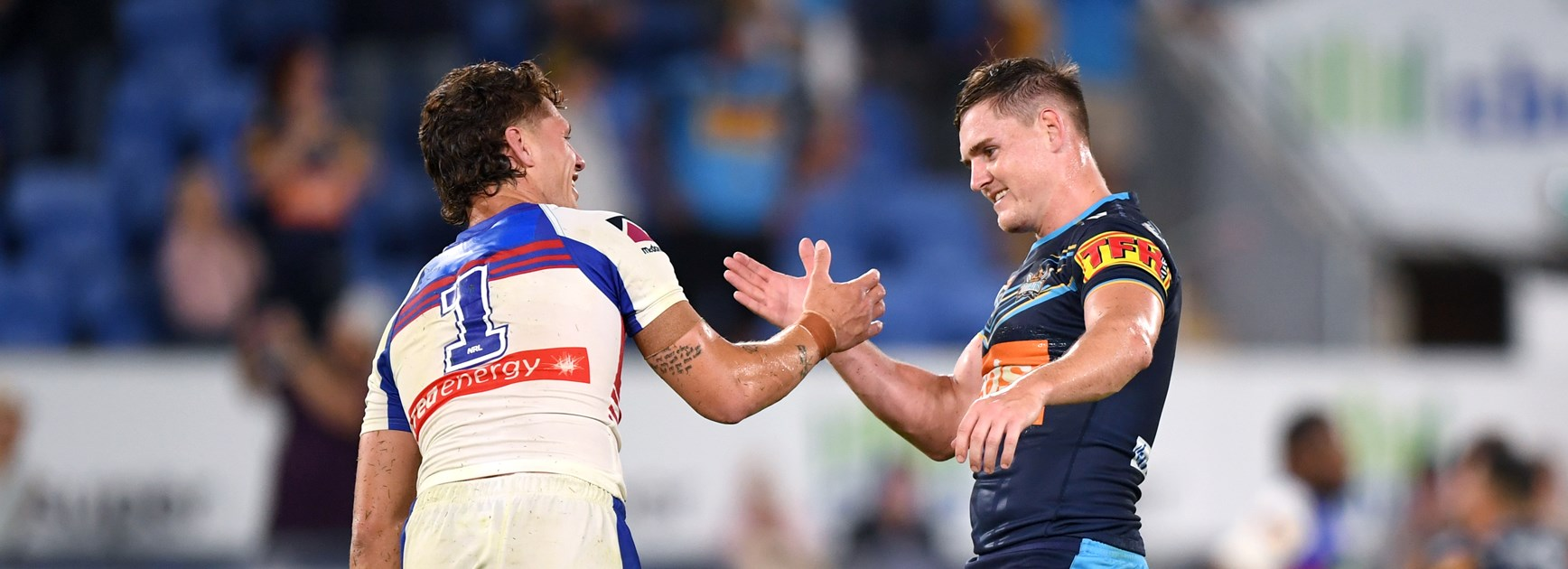 Brimson No.1 option to replace Ponga as Fifita ruled out of series