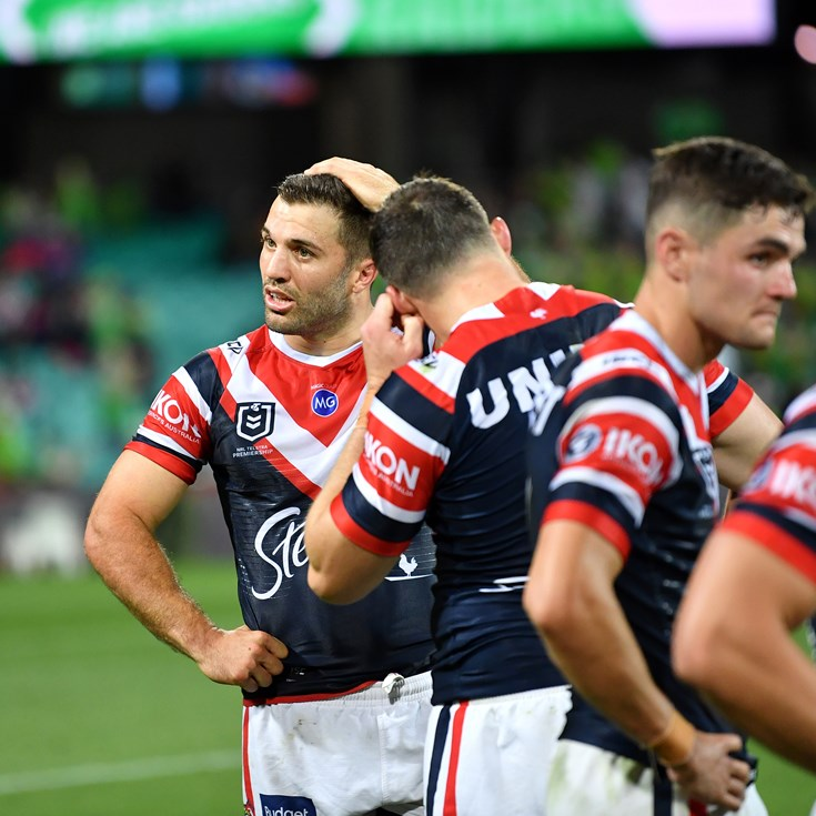 Roosters Stat to Fix: Offside penalties
