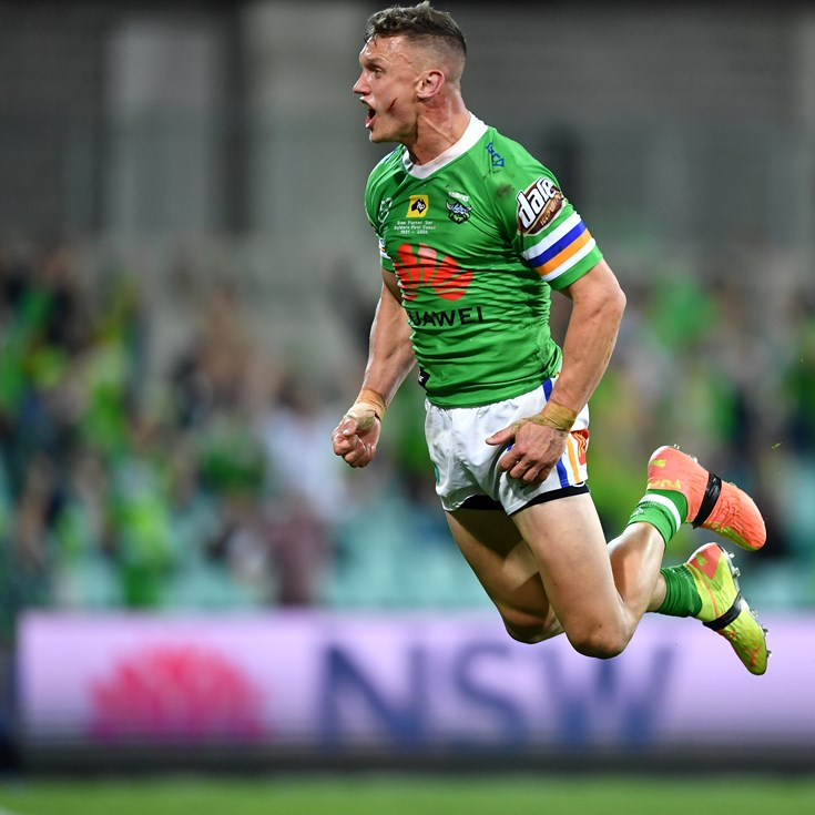 You wanna play rough? Say hello to 'Scarface' Wighton