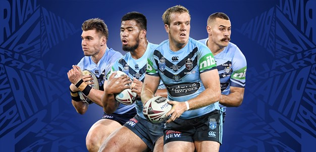 Ranking the Blues forwards candidates for Origin 2020