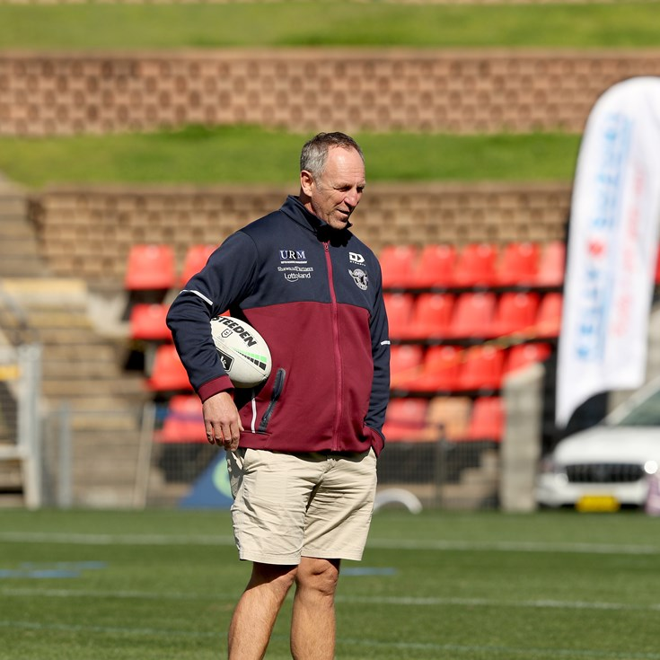Walters finds 'a few good men' as Broncos assistants