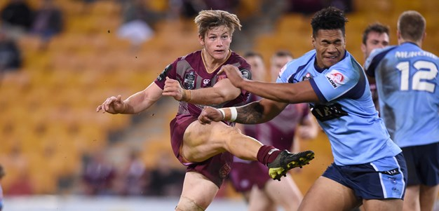 Grant closing in on stunning Origin call-up after Mahoney omission