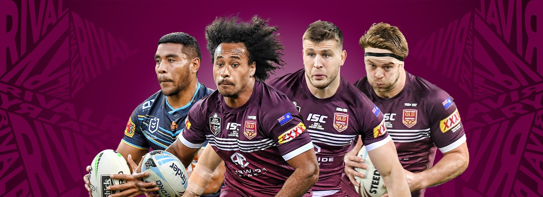 Ranking the Maroons forwards candidates for Origin 2020