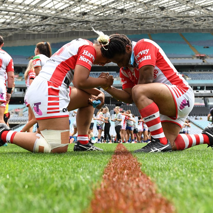 Lacey concedes changes needed at winless Dragons