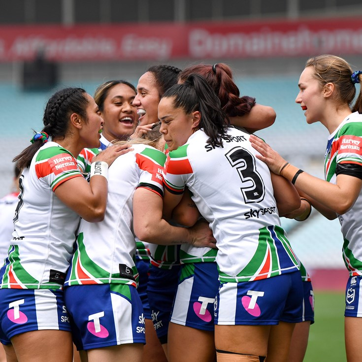 Warriors NRLW: 2020 by the numbers