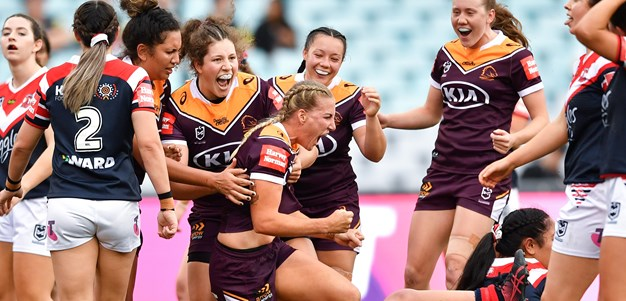Dally M winner Brigginshaw craves third NRLW title