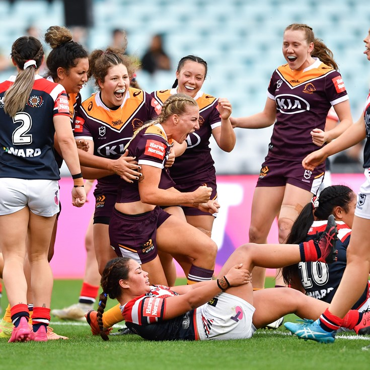 Dally M winner at last, Brigginshaw fired up for third NRLW title