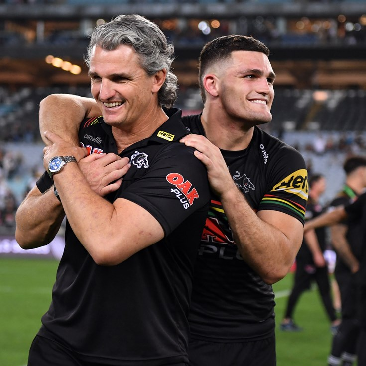 Panthers claw past Rabbitohs to break 17-year drought