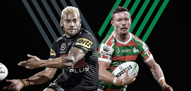Panthers v Rabbitohs: Cleary, Bennett make late changes