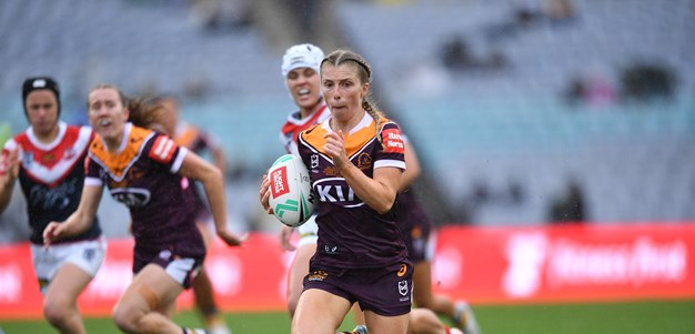 Dominant dozen: Broncos rewarded for NRLW success with Maroons selections