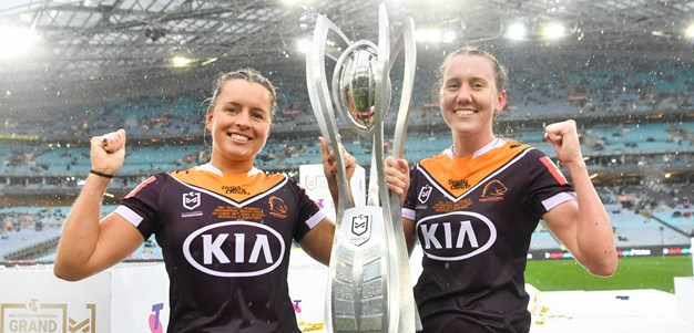 Six-team NRLW option a chance this year