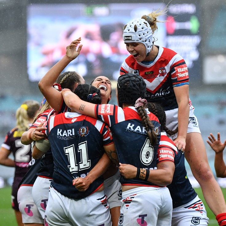 Roosters NRLW: 2020 by the numbers