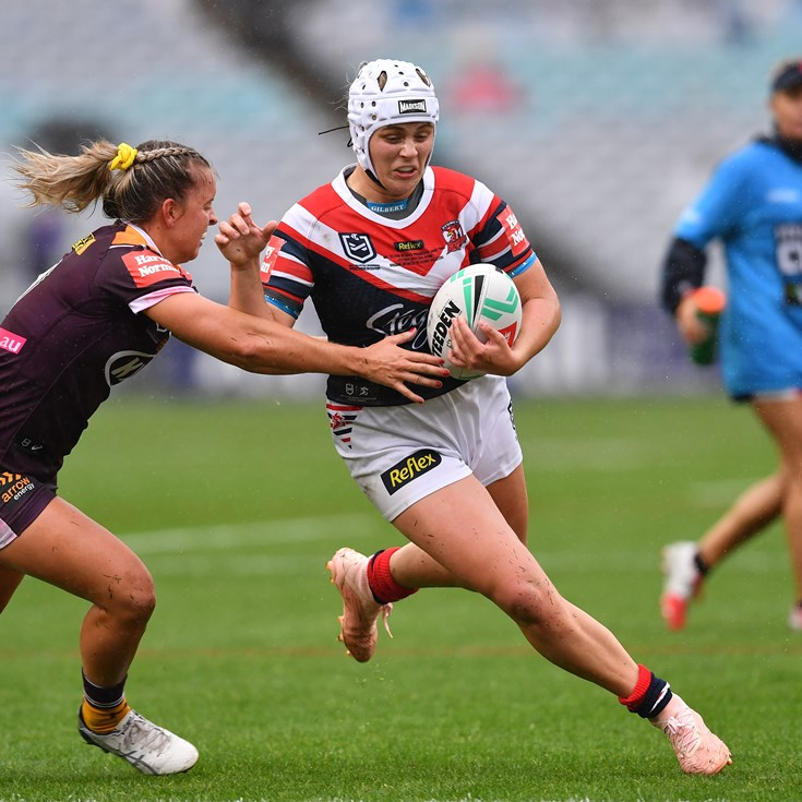 Increasing games will eliminate NRLW token talk: Feeney