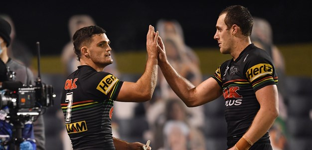 Panthers dominate Dally M Team of the Year