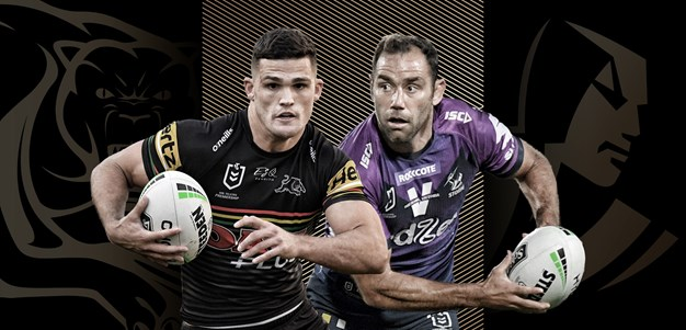 Panthers v Storm: May to start; Melbourne unchanged