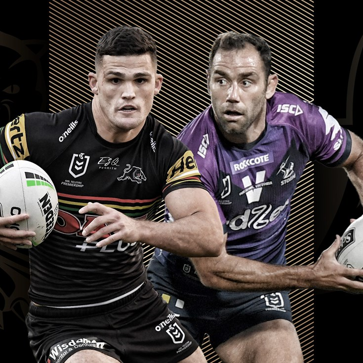 Panthers v Storm: Kikau back on deck; Melbourne unchanged