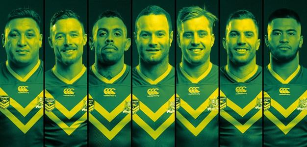 Kangaroos Merit Team: Storm dominate national squad
