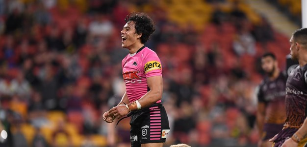 Luai extension talks to ramp up after Munster showdown