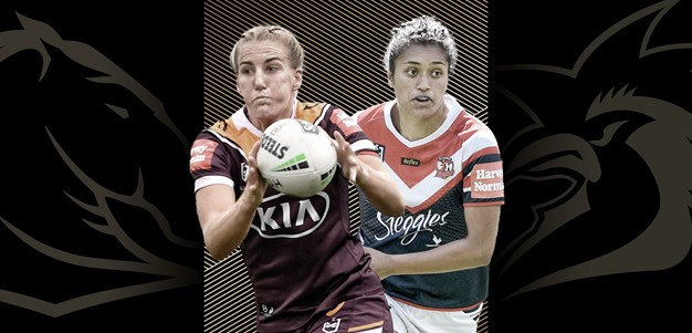 Broncos v Roosters: Brigginshaw at lock, Vette-Welsh to start