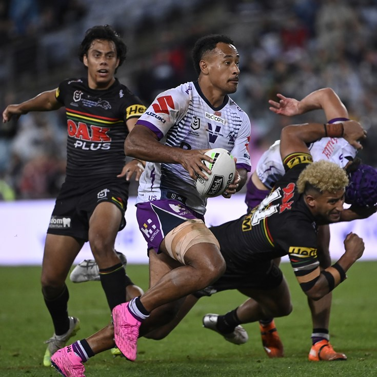 Melbourne Storm: 2021 round 1 predicted team