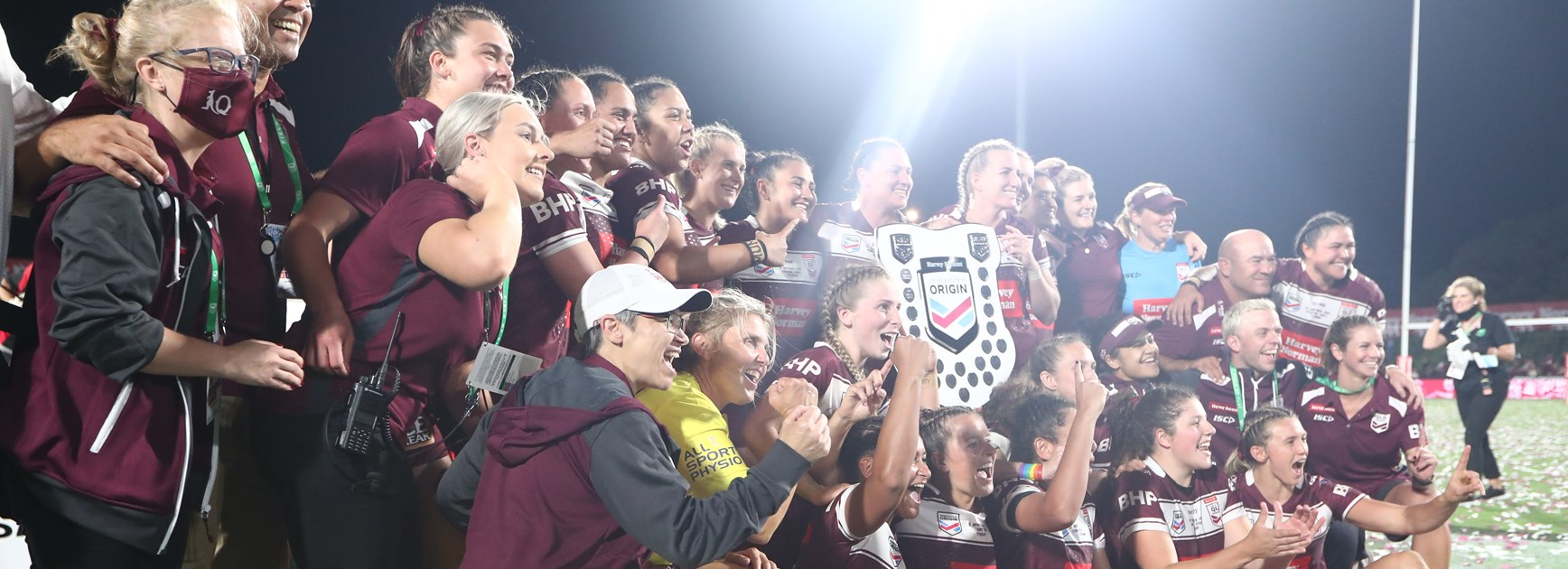 Maroons want another Origin clash on home soil