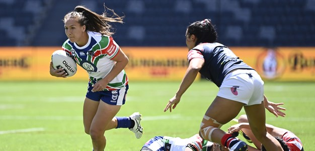 NRLW Try of the Year: Pelite's pace too much for Roosters