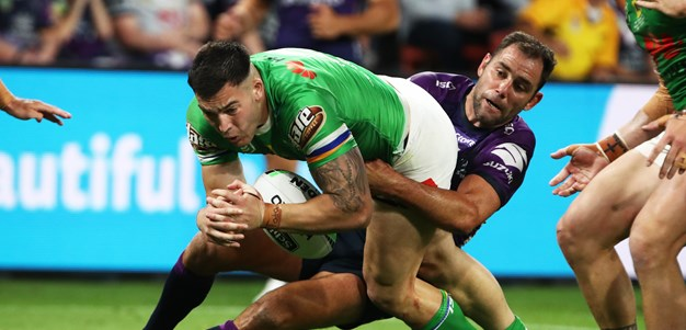 Smith's epic trysaver on Cotric best tackle of the NRL finals