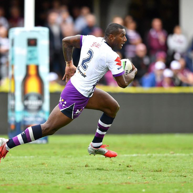 Stat Attack: Storm pull clear of Panthers in the pace race