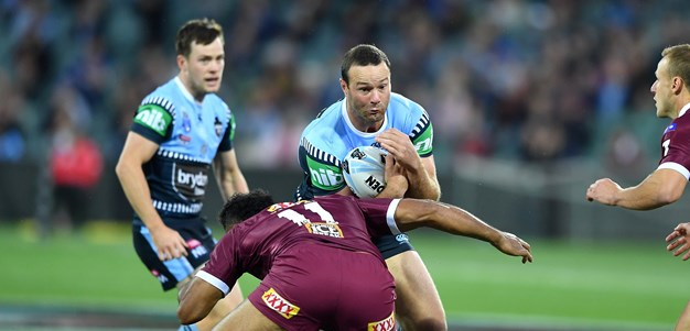 Cordner to miss entire Origin series with Eels duo in line for debut