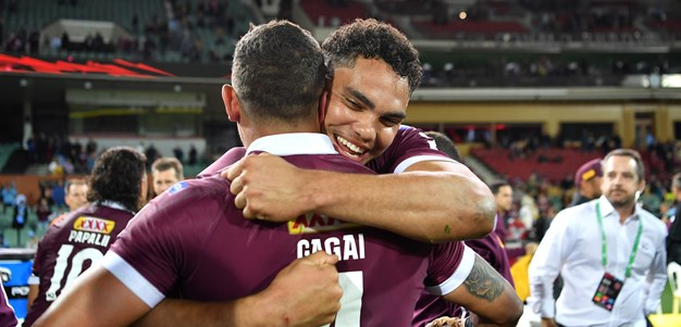 How 'Little GI' won over Dane Gagai