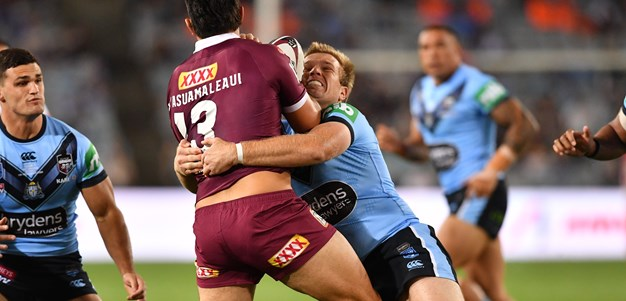 Trbojevic classic voted Tackle of Origin