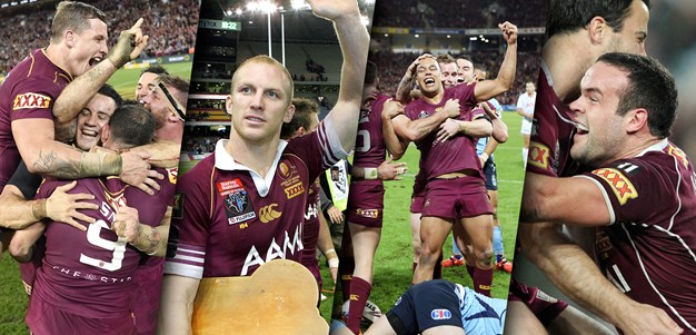 Why The 2015 Maroons Were So Dominant