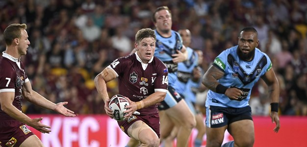 Cam and Harry show takes centre stage as new Maroons era looms