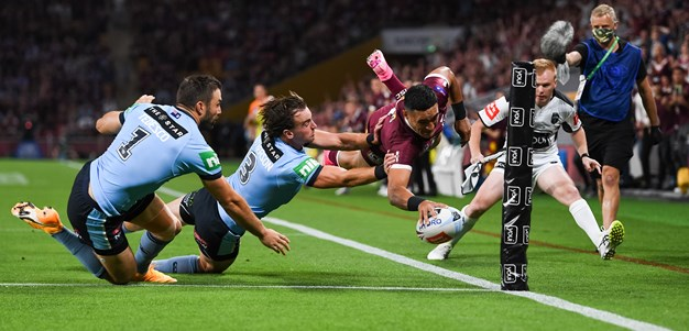 2021 Origin dates: MCG in mix with series back at mid-season