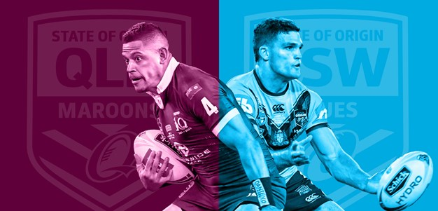 State of Origin III: Maroons make switches; Addo-Carr in
