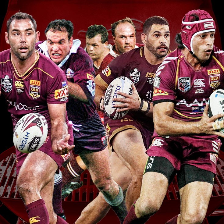Legends name greatest Queensland team of all time
