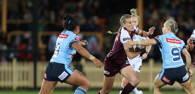 Lock switch continues for Brigginshaw as Origin teams named