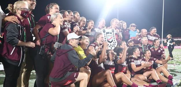 Queensland win Womens Origin