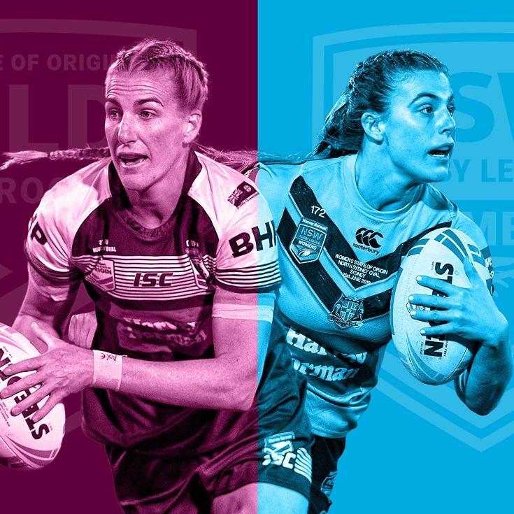 Match Preview: Women's State of Origin