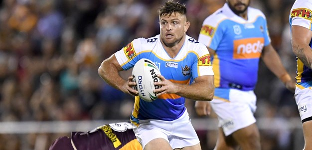 Rein storms into Titans No.9 for first-up assignment