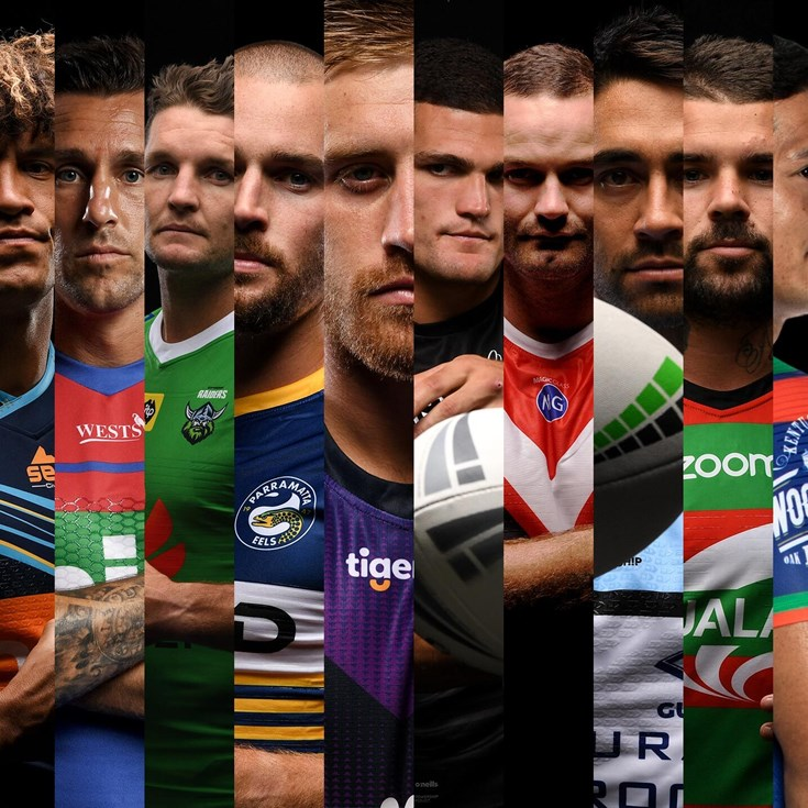 NRL 2021 draw: Everything you need to know for all 16 clubs