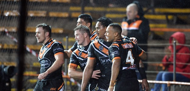 Wests Tigers: 2020 season by the numbers