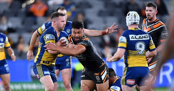NRL 2021: Zane Musgrove contract, Wests Tigers prop re ...