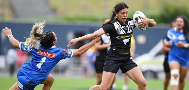 Rookie leads Kiwi Ferns to win over Samoa