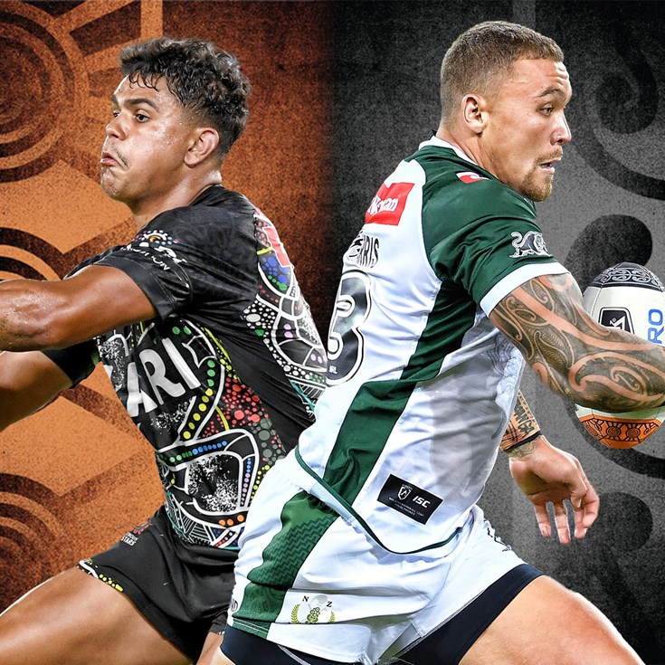 Indigenous v Maori All Stars: Young gun replaces Simonsson