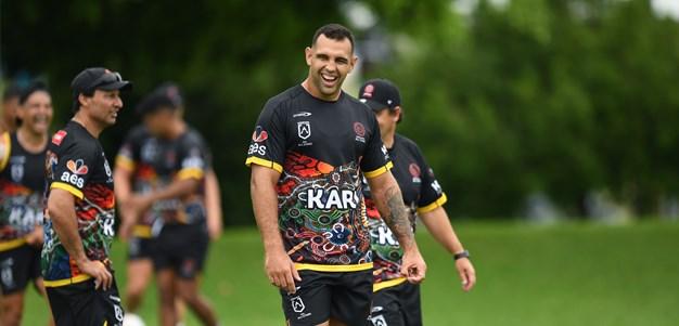How Maori mates inspired Kerr's Indigenous pride
