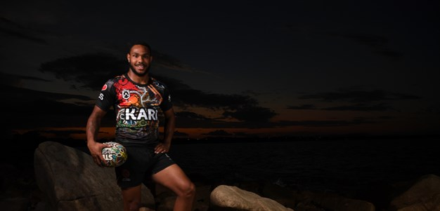 Hammer aims to nail centre spot for Cowboys, Indigenous All Stars